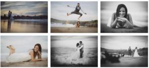 Sesiones de fotografías para bodas
